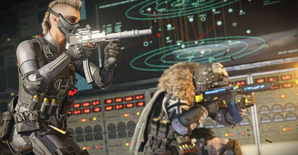 Wraith Call of Duty