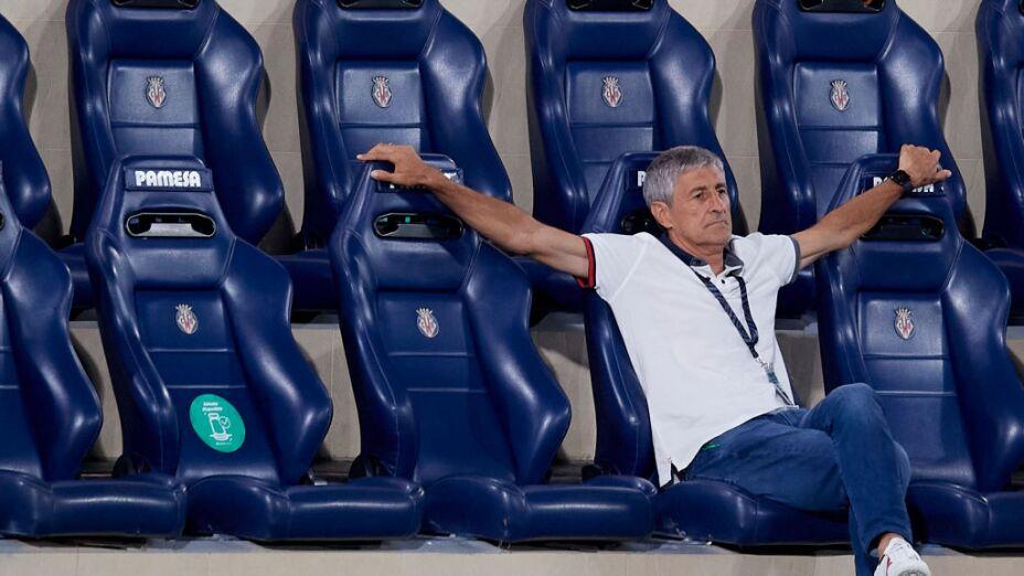 Setién cree que este Barcelona puede ser campeón de Champions