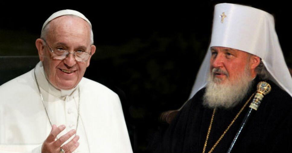papa y patriarca ortoxoco ruso