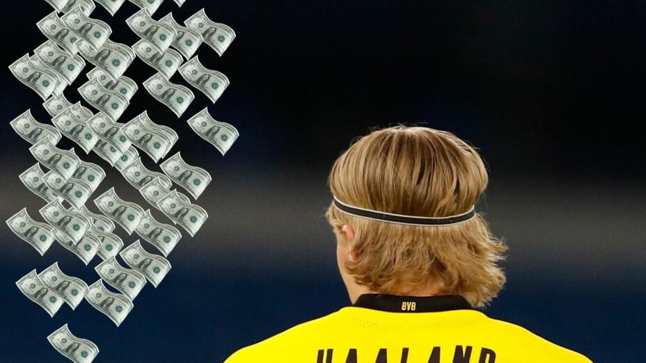 Erling Haaland futbolista noruego