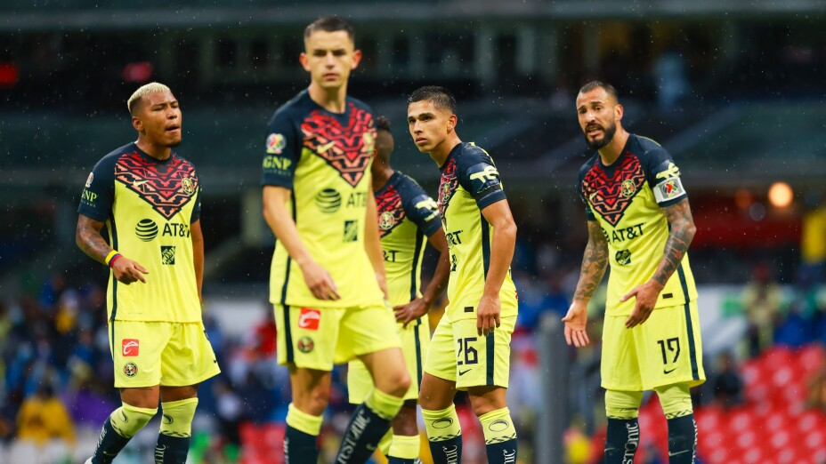 Futbol Mexicano Apertura 2021 America 2-1 Necaxa