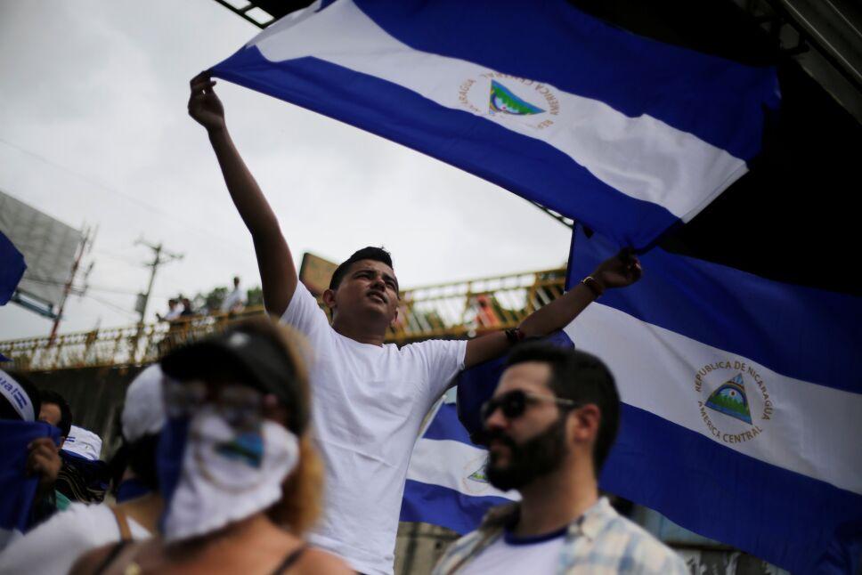 Nicaragua 100 días de protestas