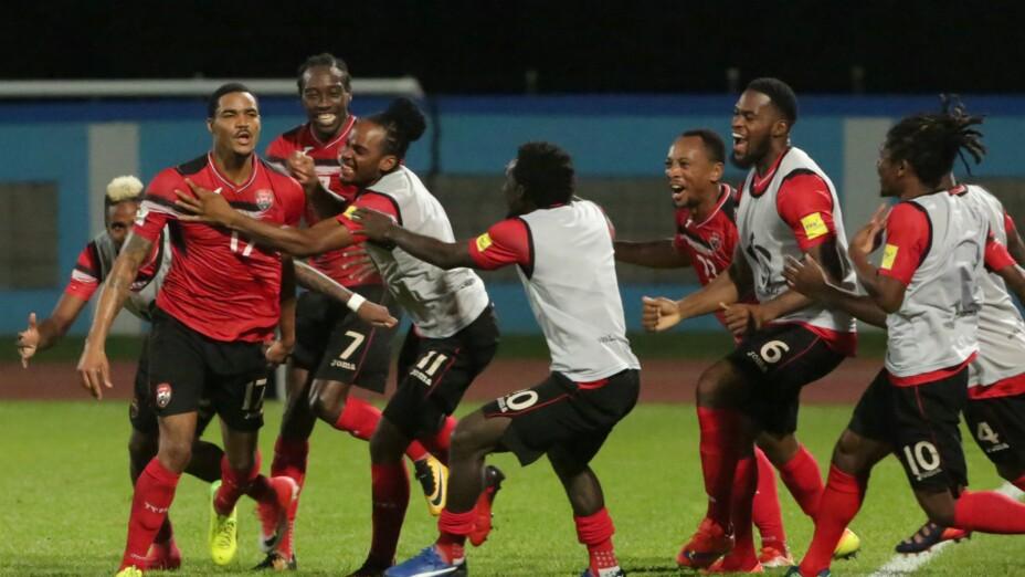 Trinidad y Tobago Copa Oro 2021
