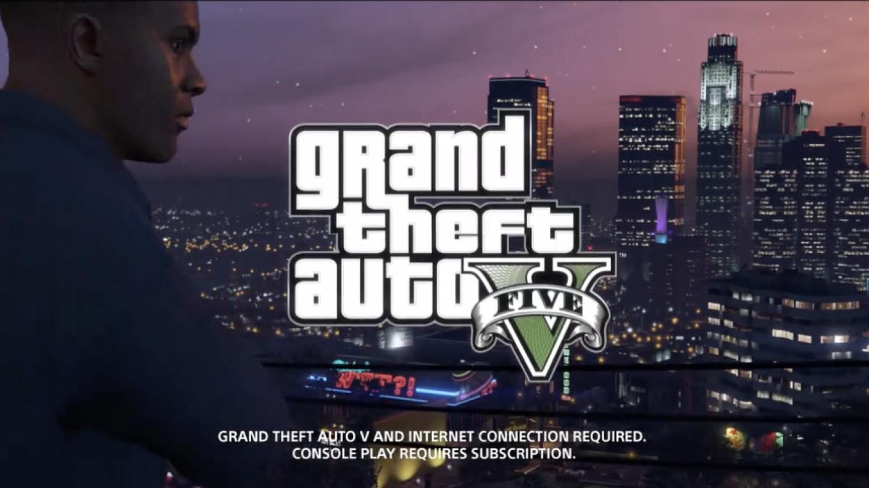 GTA V Next Gen