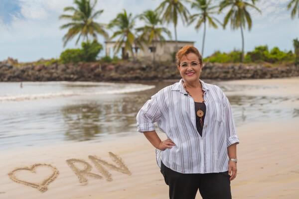 La chef Betty Vázquez
