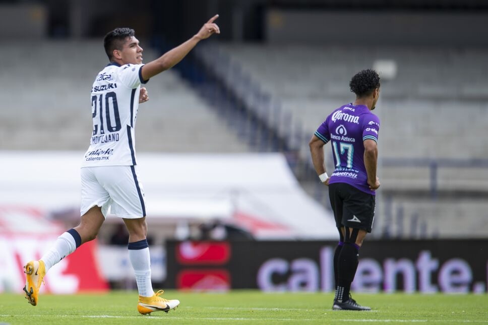 Liga BBVA MX Clausura GUARD1ANES 2021 Pumas UNAM vs Mazatlan FC