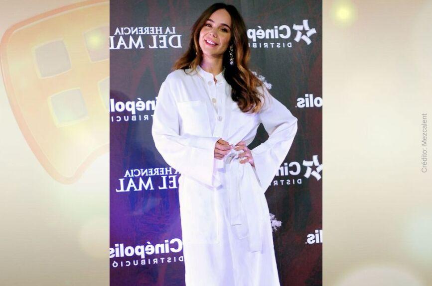 Su nombre completo es Camila Ía González Sodi.