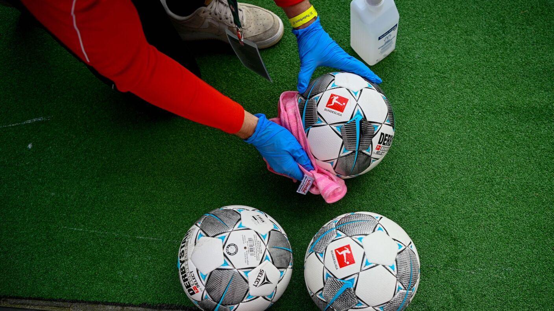 Bundesliga futbol covid 19