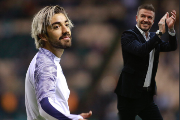 Las bienvenida que Beckham le dio a Rodolfo Pizarro tras su llegada a Miami