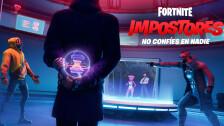 Impostores Fortnite