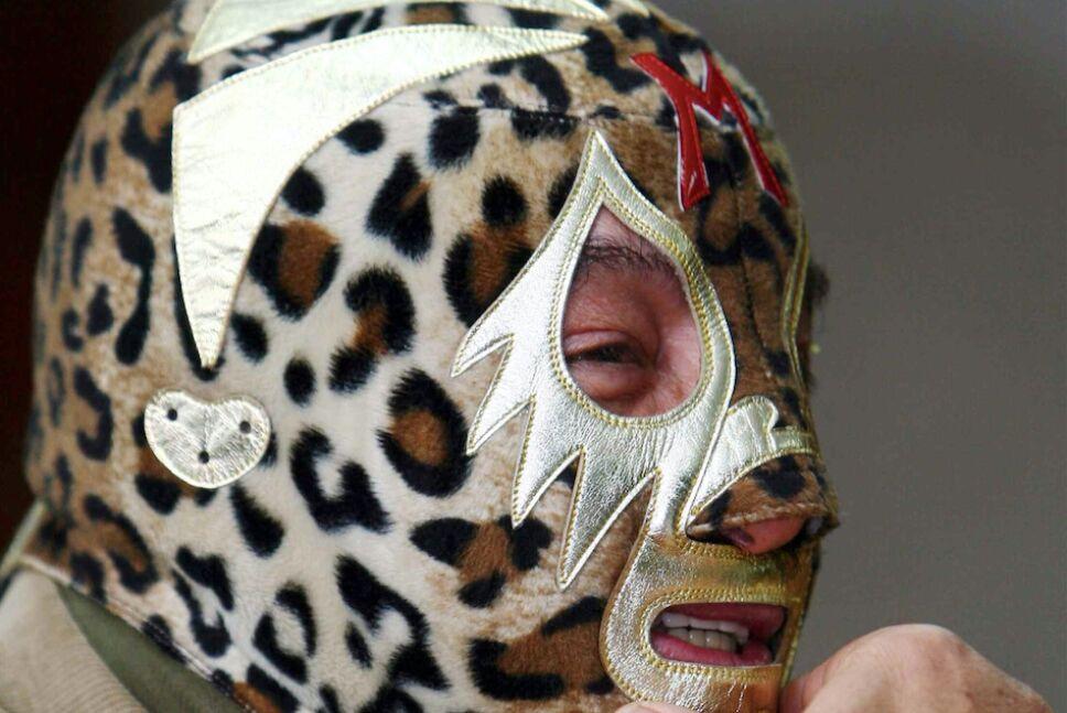 Luchador Mil Máscaras Canek