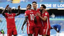 Sadio Mané, estrella del Liverpool, positivo por Coronavirus