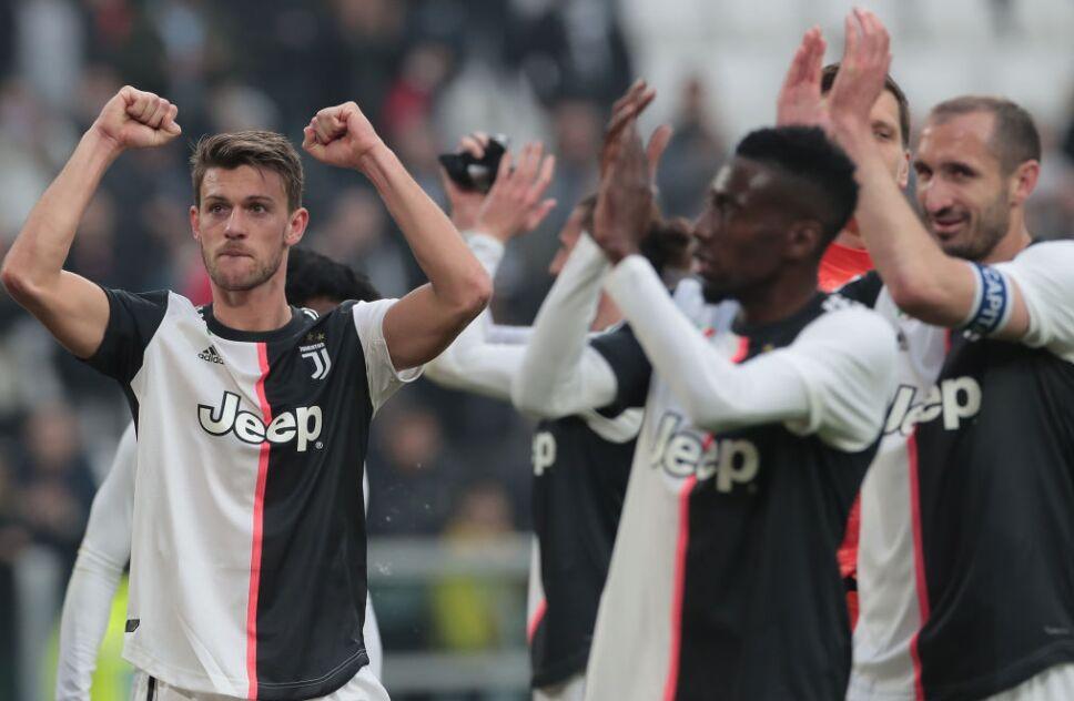 Jugador de la Juventus con coronavirus