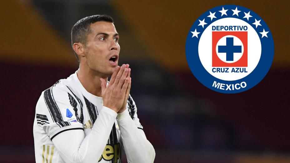 Cristiano Ronaldo a Cruz Azul