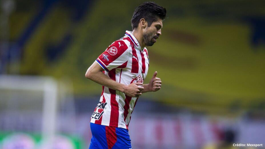Oribe Peralta Chivas