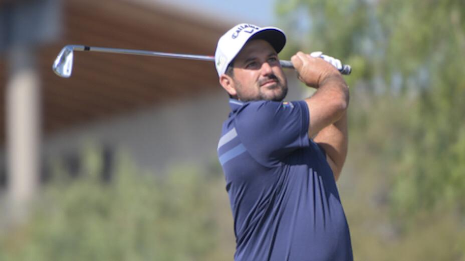 Roberto Díaz fue el mejor exponente nacional en el Boise Open