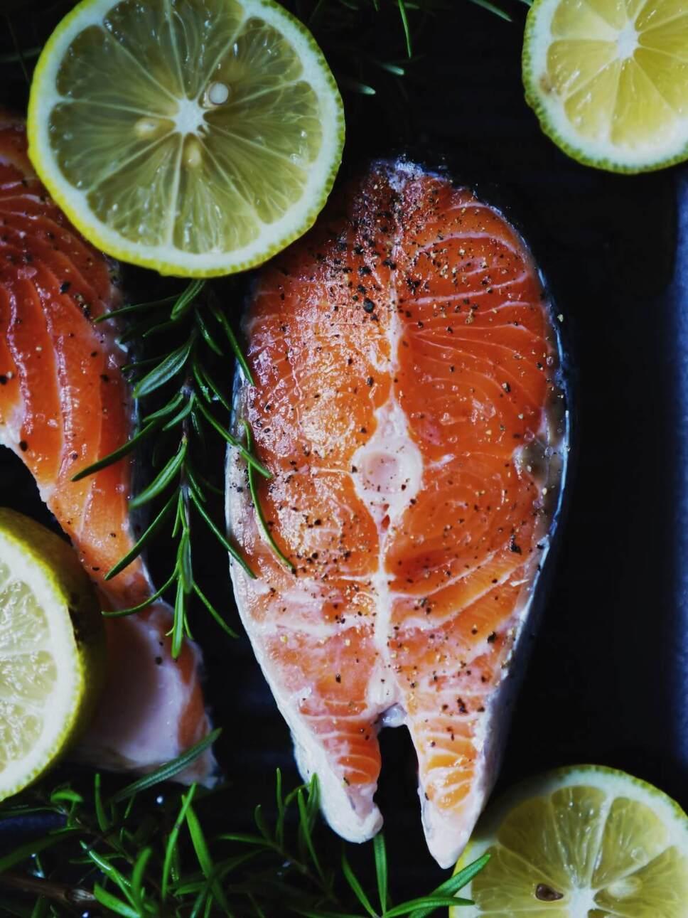 pescado rico en vitamina b12
