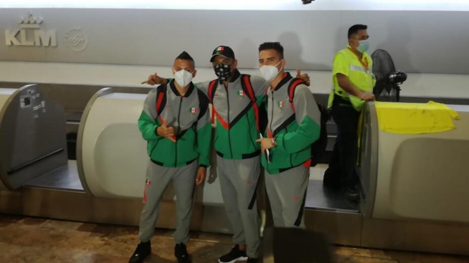Selección Olímpica viaja a Tokyo 2020