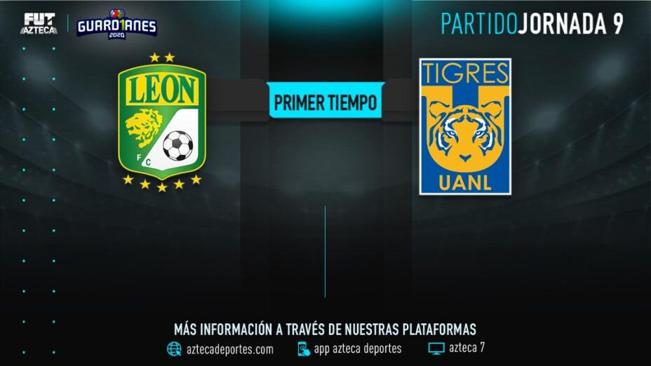 León vs Tigres EN VIVO