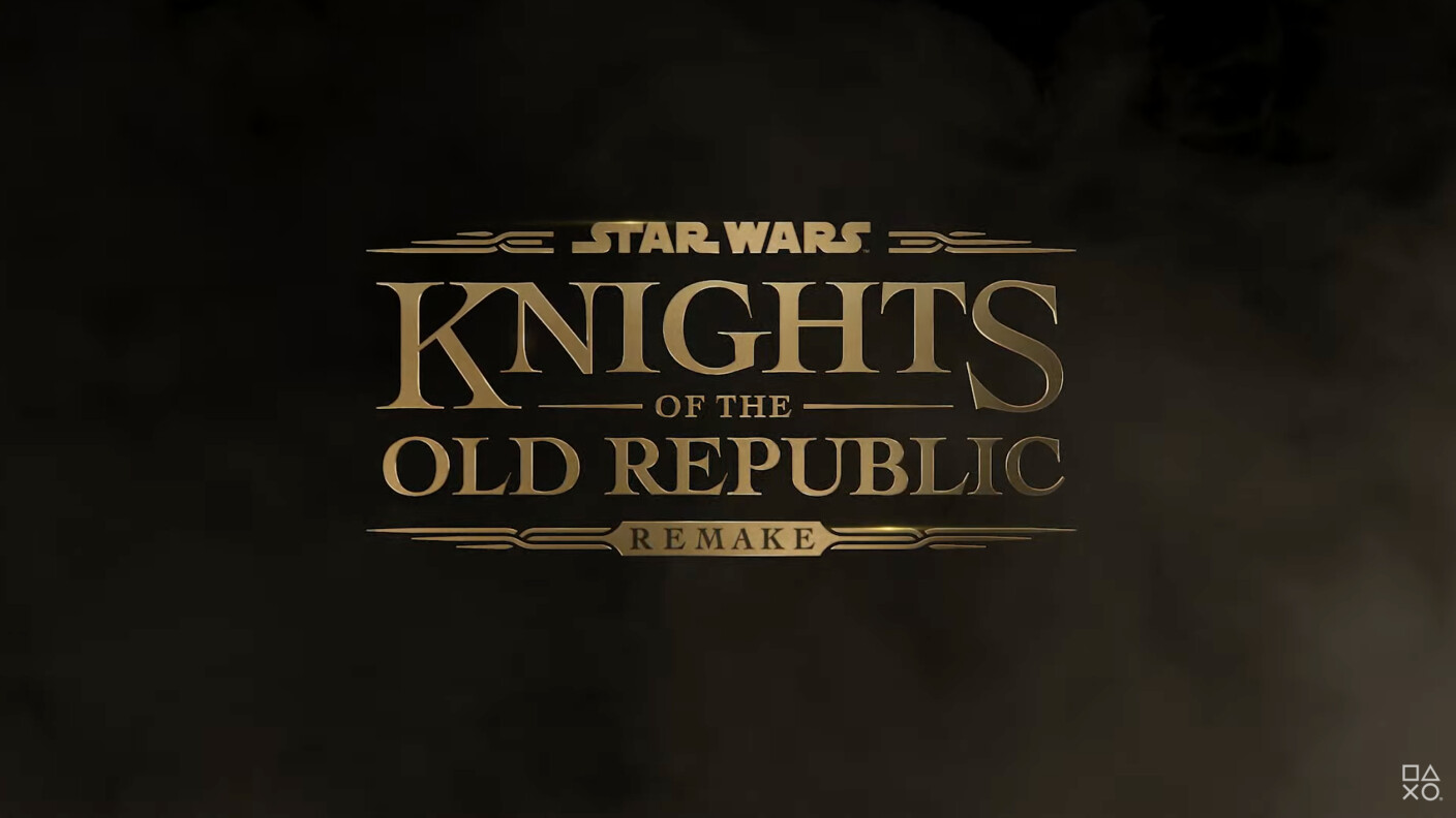 Star Wars Knight of the Old Republic Remake