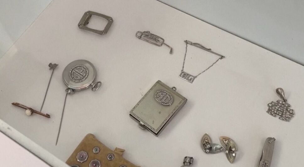 Las joyas y armas del Al Capone son las piezas que más han interesado a los potenciales compradores.