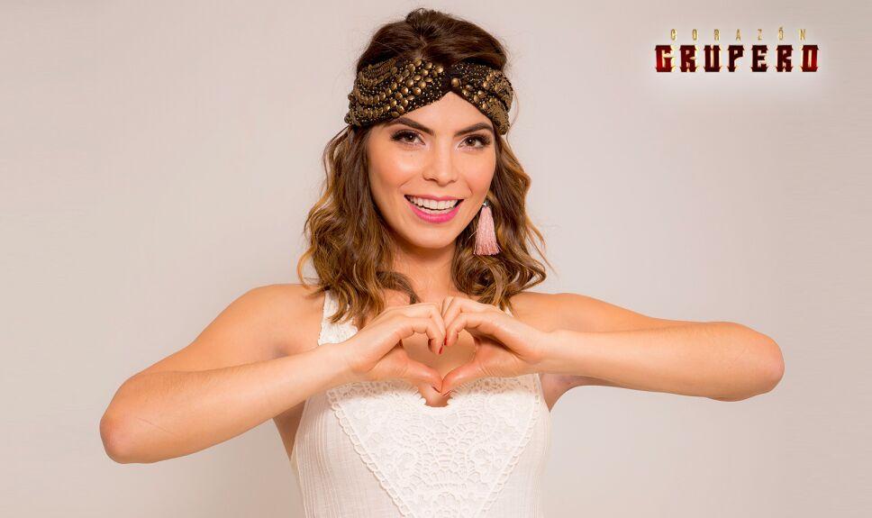 Esmeralda Ugalde, Corazón Grupero