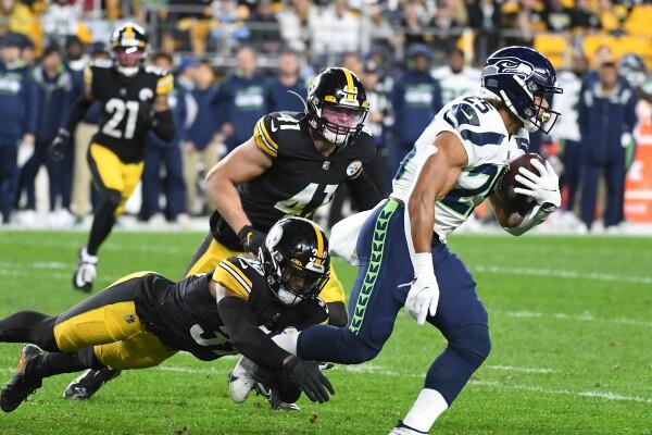 NFL: Seattle Seahawks vs Pittsburgh Steelers