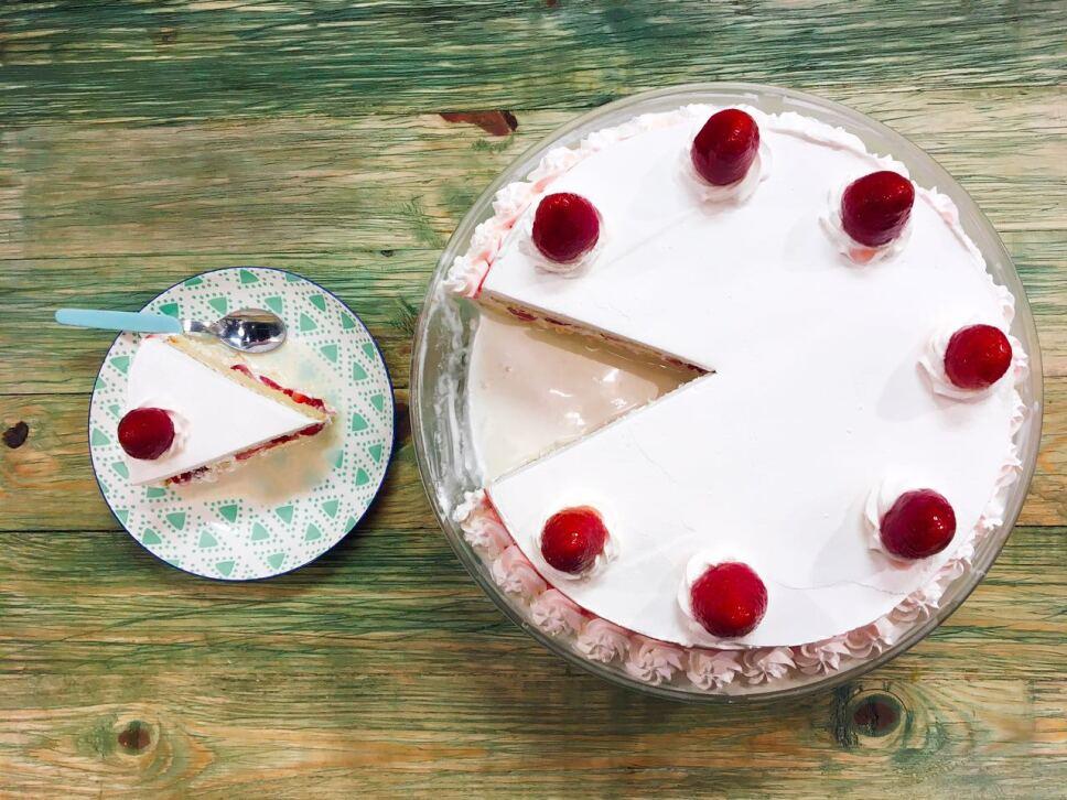 pastel de cuatro leches, receta, postre, cocineros mexicanos, tv azteca