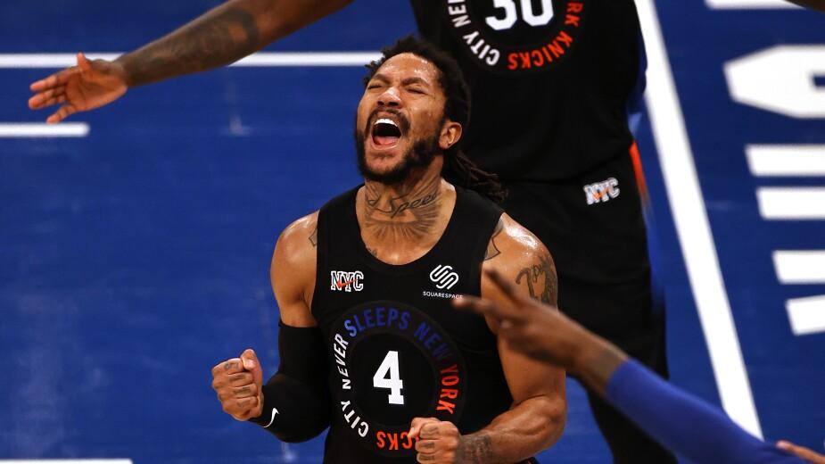 Atlanta vs Knicks Playoffs NBA