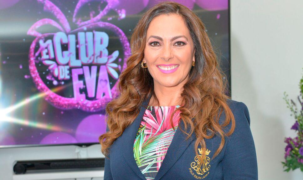 Verónica del Castillo en El Club de Eva