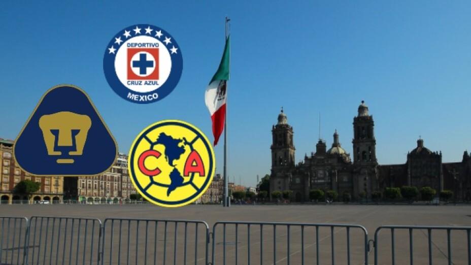 Sismo en México
