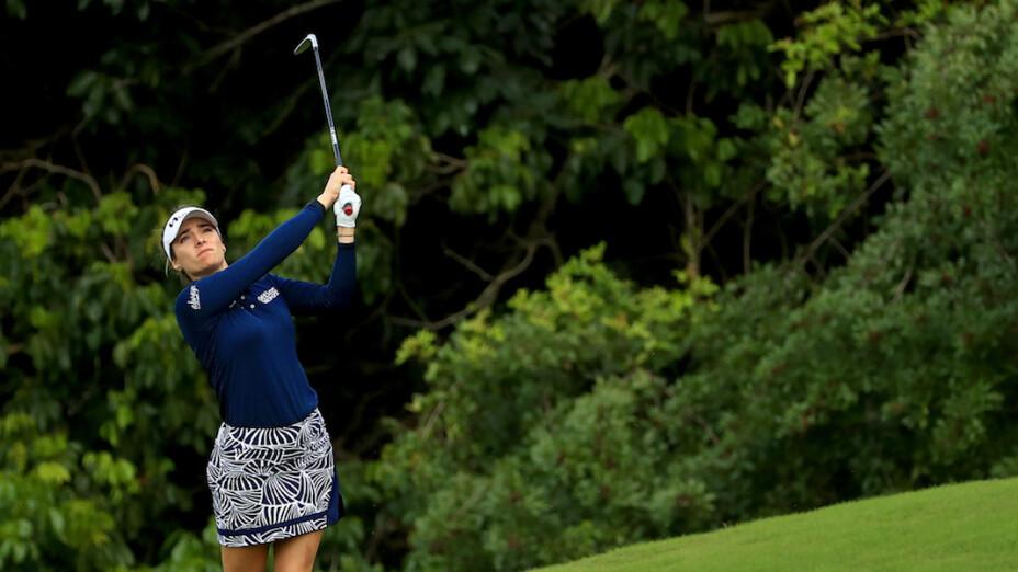 Gaby López salió positiva en un examen de COVID-19 realizado por el LPGA Tour