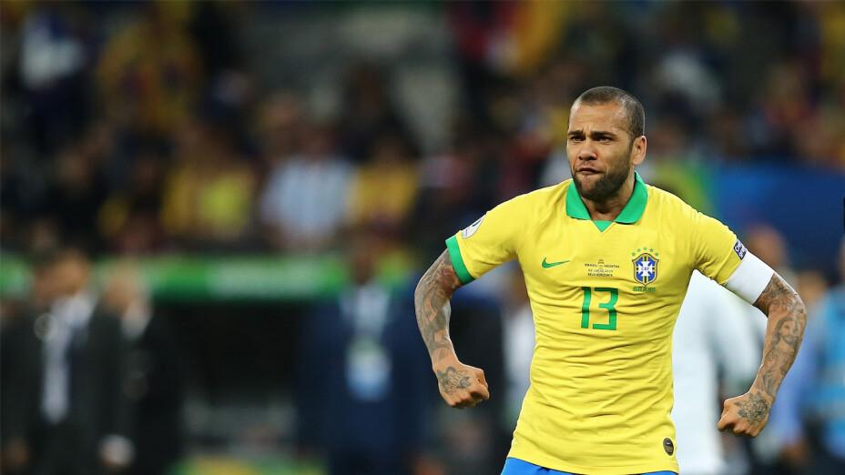 Lista oficial futbol Brasil Tokio