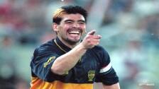 Maradona con Boca Juniors