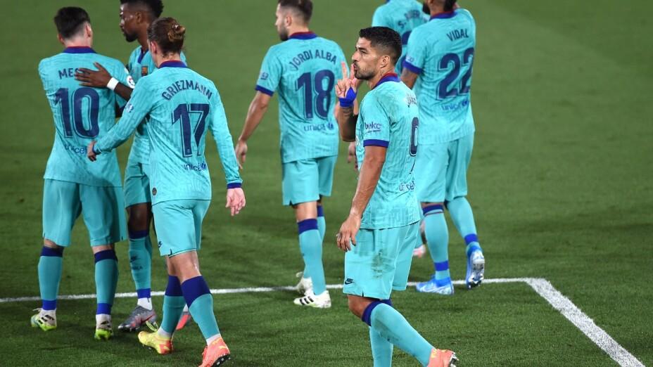 Villarreal vs Barcel