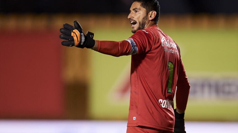 Jesús Corona no fue convocado para jugar con el Cruz Azul