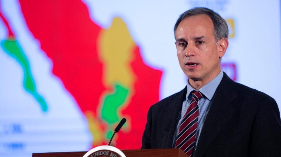 López-Gatell defiende a AMLO