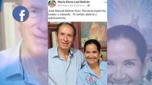 María Elena Beltrán Ventaneando