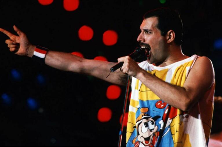 Freddie Mercury y el mensaje oculto que dejó en Bohemian Rhapsody /  Foto: Especial