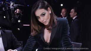Danna Paola le manda mensaje a Francely y le dice: 'El show debe de continuar'