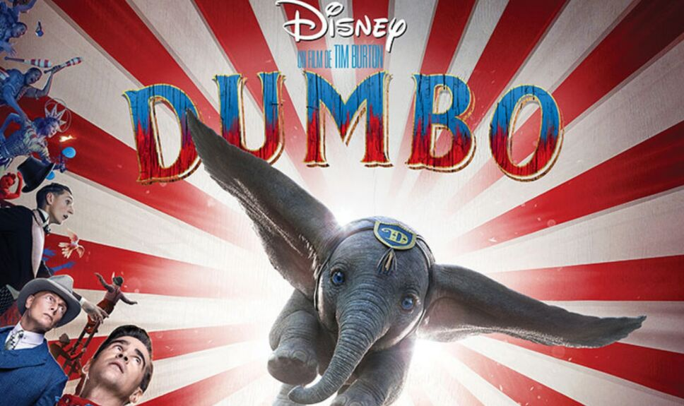 Dumbo live action kidsiete