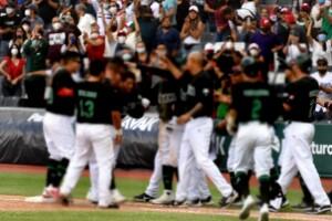 Roster Selección Mexicana de Beisbol