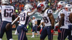 NFL: New England Patriots at Cincinnati Bengals