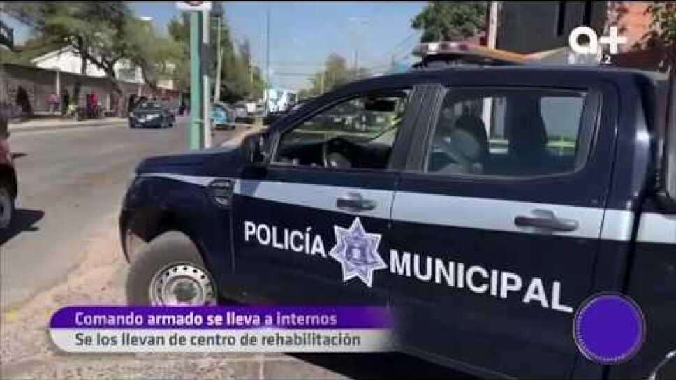 Irrupción de criminales.