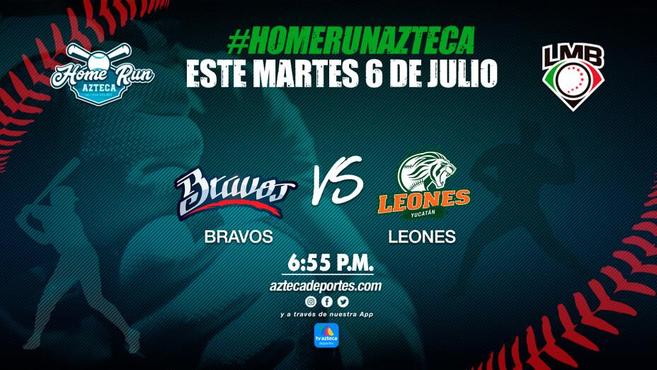 Bravos de León vs Leones de Yucatán LMB