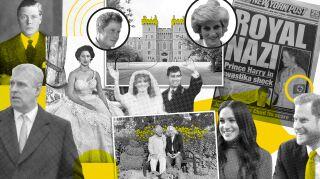 Reina Isabel II y los escándalos que la han rodeado