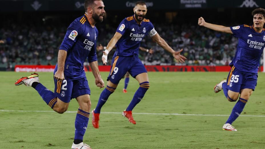 LaLiga - Real Betis v Real Madrid