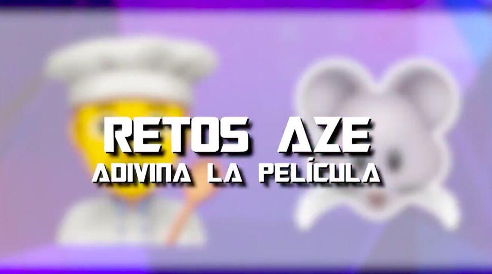 """Reto Azteca esports """"Adivina la película"""""""