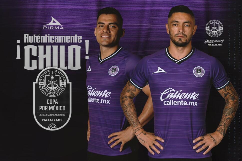 Mazatlán FC playera