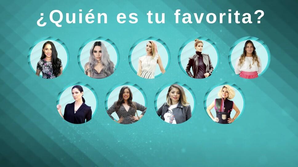 Quién es tu favorita EEME
